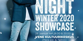 DanceAct Practice Night Winter 2020 Showcase 28. jaanuaril Vene Kultuurikeskuses!