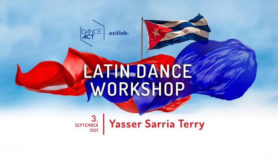 Latin Dance Workshop / Yasser Sarria Terry 3. september @ DanceAct