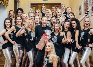 DanceAct Practice Night Winter 2020 Showcase